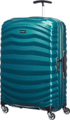 Samsonite Lite-Shock Spinner 69 cm Bleu pétrole