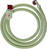 Electrolux toevoerslang met veiligheidssysteem