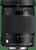 Sigma EF-S 18-300 mm f/3,5-6,3 DC Macro OS HSM C Canon