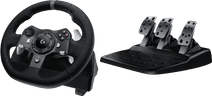 Logitech G920 Driving Force - Racestuur voor Xbox Series X|S, Xbox One & PC