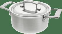 Demeyere Industry Kookpan met Deksel 20 cm