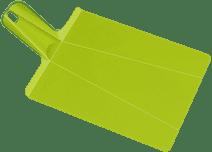 Joseph Joseph Planche à découper Chop2Pot Pliable Petite Verte