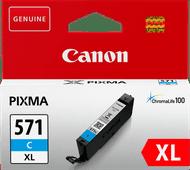 Canon CLI-571XL Cartridge Cyaan