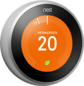 Google Nest Learning Thermostat (3e generatie)