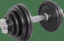 Tunturi Dumbbell 1x 15 kg