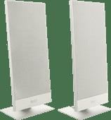 KEF T101 Blanc (lot de 2)