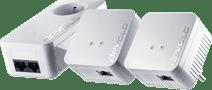 Devolo dLAN 550 WiFi 550 Mbps 3 adapters