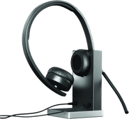 Logitech Wireless Headset Dual H820e Black
