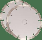 Ferm WSA1002 Diamantschijf 150 mm (2x)