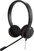 Jabra Evolve 20 UC Stereo Bedrade Office Headset
