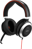 Jabra Evolve 80 UC Stereo Wired Office Headset