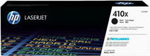 HP Toner 410X Noir XL (CF410X)