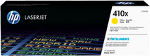 HP 410X Toner Jaune XL (CF412X)