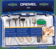 Dremel Set for cleaning / polishing (684)