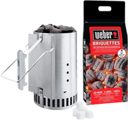 Weber Démarreur de briquettes Grand