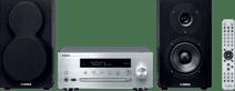 Yamaha MCR-N470 DAB+ Black/Silver