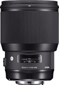 Sigma 85 mm f/1.4 DG HSM ART Canon