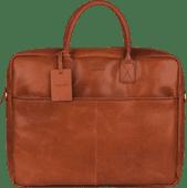 Burkely Vintage Max Worker 17'' Cognac