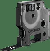 DYMO LW Étiquette Durable D1 Blanc-Noir (12 mm x 3 m)