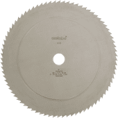 Metabo Zaagblad 315x30x1.8mm 80T