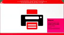 Pixeljet 410X Toner Magenta (Hoge Capaciteit)