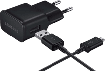 Samsung Micro USB Oplader 1,5m Zwart