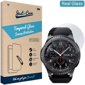 Just in Case Tempered Glass Samsung Gear S3