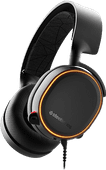 SteelSeries Arctis 5 2019 Noir