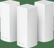 Linksys Velop tri-bande Multiroom Wi-Fi (3 bornes)