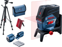 Bosch GCL 2-50 C with Tripod