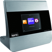 Imperial Dabman i400 Zilver