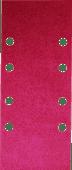 Bosch Sanding Sheet K60, K120, K180 93x185mm (10x)