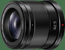 Panasonic Lumix G MFT 42,5 mm f/1,7 ASPH O.I.S. Noir
