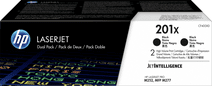 HP 201X Toner Black XL Duo Pack (CF400XD)