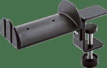 K&M 16090 Support pour casque audio Noir