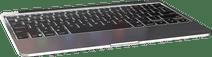 ZAGG Slim Book Apple iPad Pro 12,9 (2017) Clavier Coque AZERTY