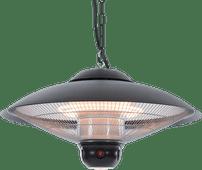 Sunred Sirius Black Hanging - LED light + remote