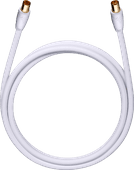Oehlbach Easy Connect Antenna HD 2 meter Wit
