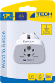 Travel Blue World Adapter - Europe