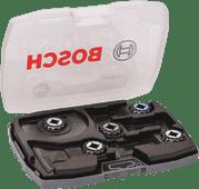 Bosch Starlock 5-piece Accessory Set