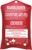 Smartwares BBD130 Couverture antifeu