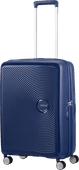 American Tourister Soundbox Expandable Spinner 67 cm Midnight Navy