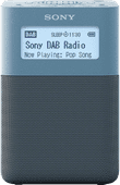 Sony XDRV20D Blue