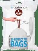 Brabantia Vuilniszakken Code L - 40-45 Liter (30 stuks)