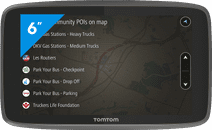 TomTom Go Professional 6200 Europe