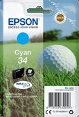 Epson 34 Cartouche Cyan