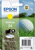 Epson 34 Cartouche Jaune