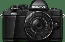 Olympus OM-D E-M10 Mark II Black + 14-42mm IIR Black