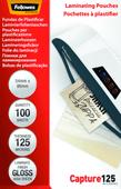 Fellowes Lamineerhoezen 125 micron 54 x 86 (100 stuks)