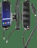 Brodit Houder Samsung Galaxy S8 Plus / S9 Plus met oplader